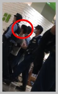 【画像】マークイズ福岡ももちで事件!犯人の顔や名前を5chで特定する動き!在日韓国人?逮捕の瞬間動画も