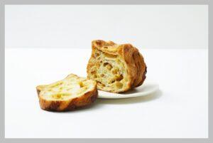 ねこねこ食パン キャラメルアーモンド