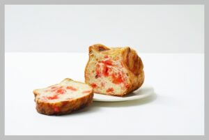 ねこねこ食パン プラリネロゼ