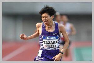 田澤連選手